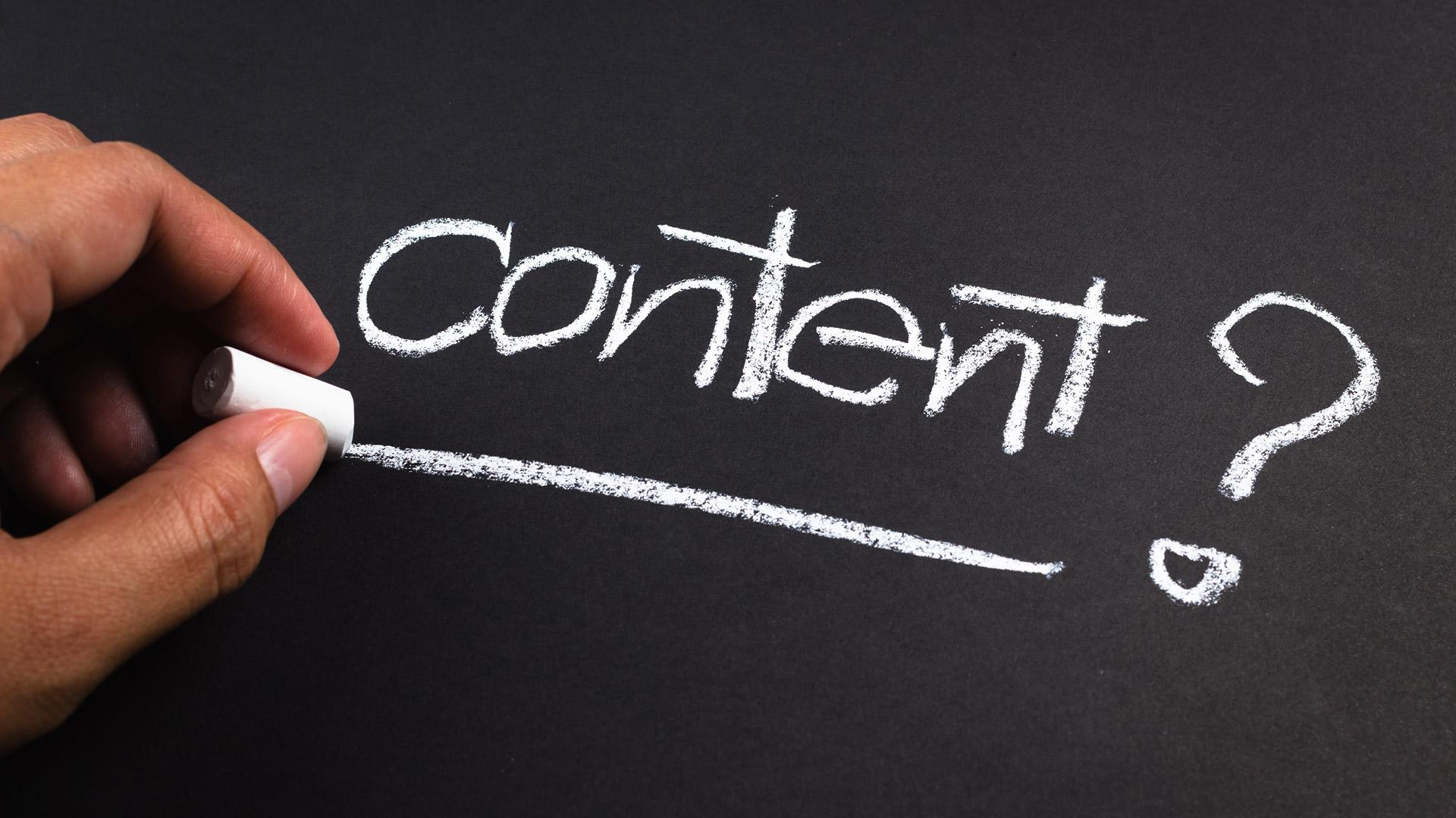 Content Of Site