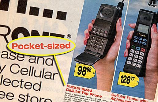 Pioneer Flip Phone