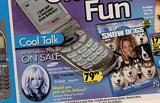 Samsung Digital Sprint PCS